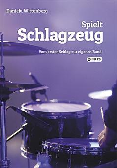 d-drums Schlagzeugunterricht Daniela Wittenberg Lehrbuch
